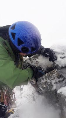 Ben Nevis winter climbing course