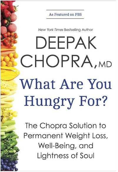 Download What Are You Hungry For? by Deepak Chopra(2013)
