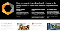 I migliori plugin per Photoshop Nik Collection gratis da Google