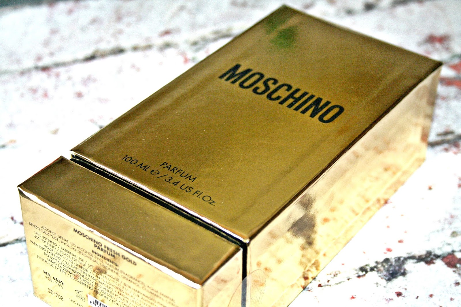 Beautyqueenuk A Uk Beauty And Lifestyle Blog Moschino Gold Fresh