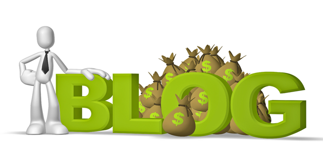 Dari Mana Blogger Mendapatkan Uang