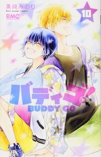 """En tres capítulos finaliza """"Buddy Go!"""" de Minori Kurosaki"""