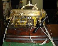 В 1843 г. Морзе получил субсидию для строительства первой телефонной линии