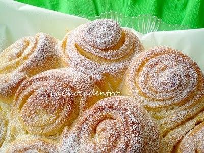 Ricetta torta di rose per bimby