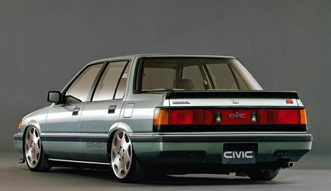 4300 Modifikasi Mobil Honda Civic Wonder HD Terbaru