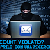 Scoprire se la mail è stata violata effettuando una ricerca sul database di leakedsource.com