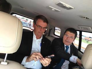 Em vídeo, Jair Bolsonaro apoia Guarda Municipal de Várzea Grande (MT)  que autuou carro de vereador