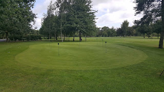 Putting Green at Ardencote Golf Club in Claverdon, Warwick