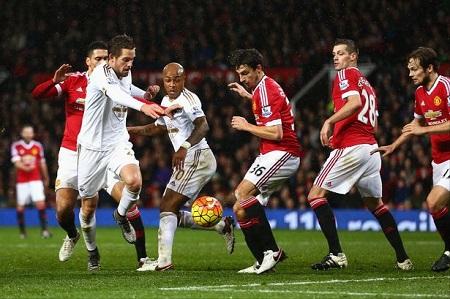 Assistir  Swansea x Manchester United ao vivo grátis em HD 19/08/2017