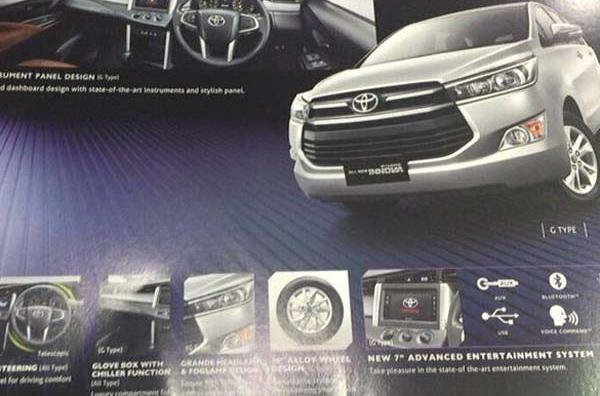 Spesifikasi All New Kijang Innova 2016 Grand Avanza Limited Ini Lengkap Toyota Terbaru Mobilku Org