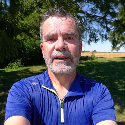 De Paris à la Rochelle en vélo couché, de l'eau fraîche sur la route