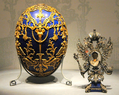huevo faberge