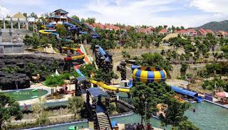 7 Waterpark paling populer di jawa timur,untuk libur bersama keluarga