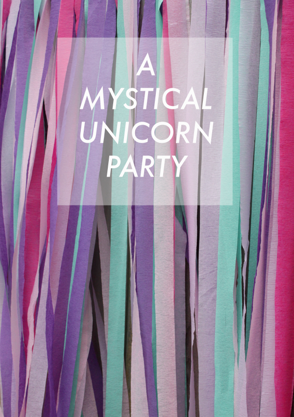 Time Sure Flies When Youre Raising Kids My Daughter Is Now Almost 6 But Here At Long Last Im Back To Share Her 5th Birthday Party Because Unicorns Are