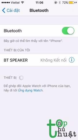 Sử dụng chức năng Bluetooth để chuyển dữ liệu không cần cáp nối