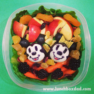 Minnie Mouse kids lunch