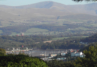View of Penrhyn from Anglesey