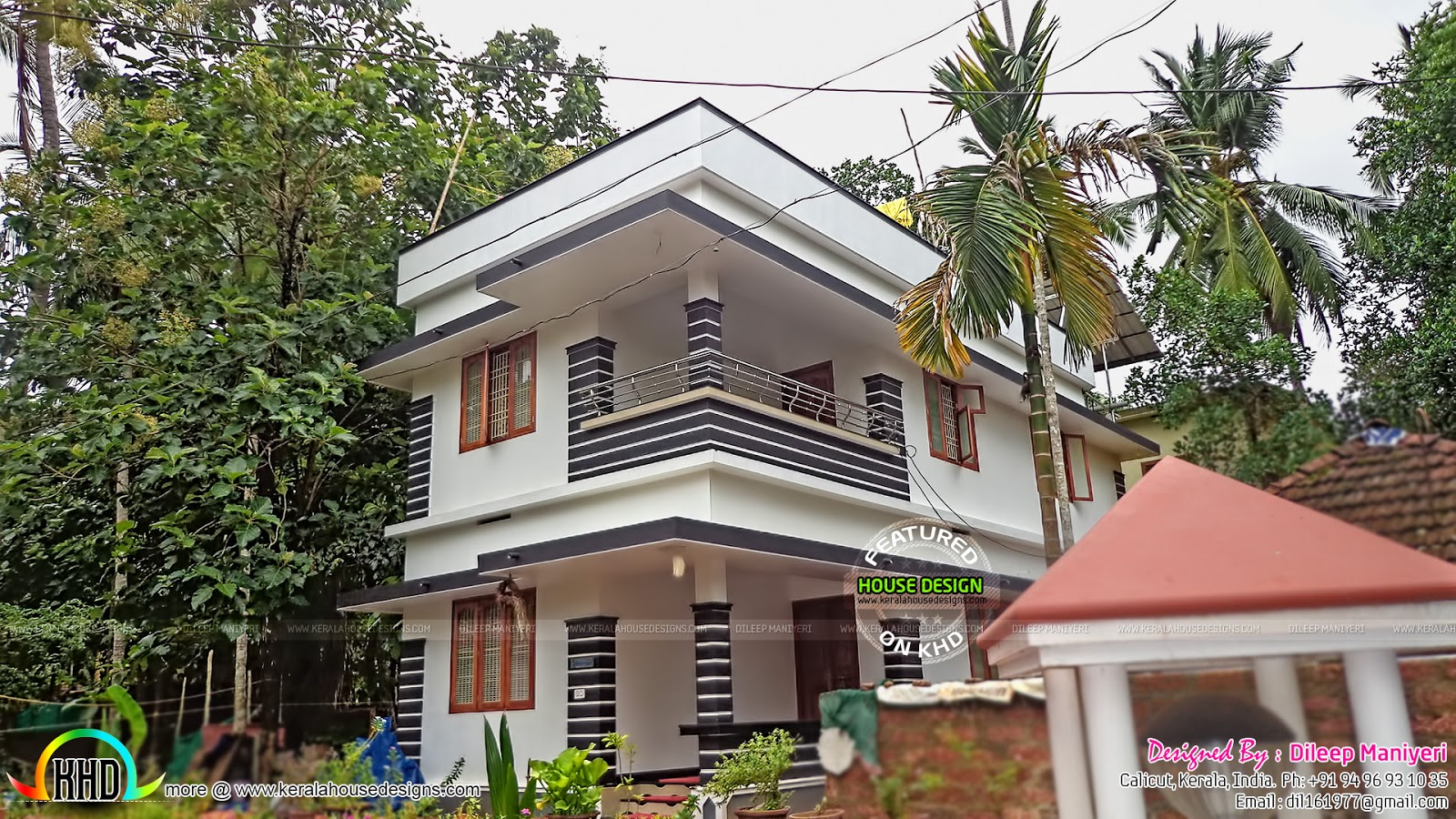 1500 sq ft house in 3 cents of land kerala home design for 1500 sq ft house plans kerala
