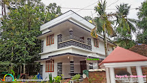 Budget House Plans In 3 Cents Kerala