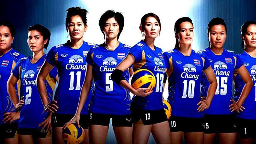 Profil Pemain Timnas Bola Voli Wanita Thailand Profil Atlet Olahraga Dunia