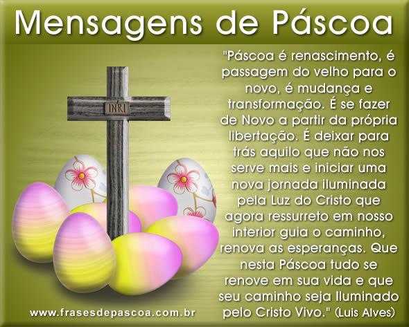 Blog De Alison Luis Soares Rodrigues: Mensagens De Pascoa