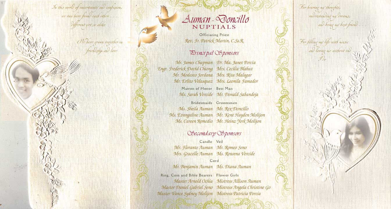Invitation Cards For Wedding: Wedding Invitation Cards Design