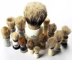 Rasatura classica pennelli da barba tipi e piccole recensioni - Diversi tipi di barba ...