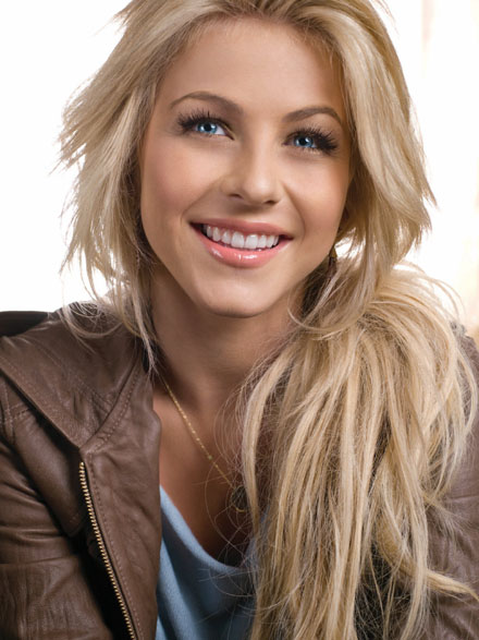 vince young | justin: Julianne Hough Lifestyle