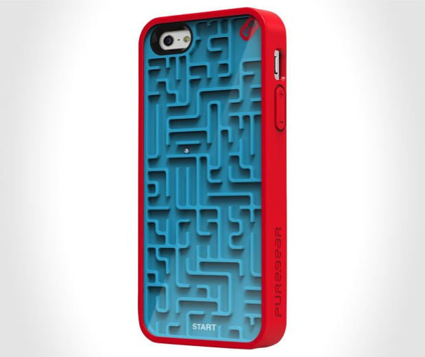 Retro Gamer Case for Apple iPhone 5