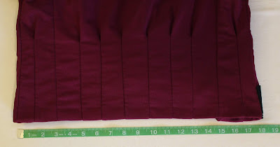 TNG season 1 admiral jacket - waist