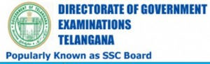Telangana SSC  March 2017 Exam Hall Tickets