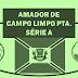 #Rodada 2 - Dois times mantêm 100% na Série A de Campo Limpo. E ambos são do grupo A