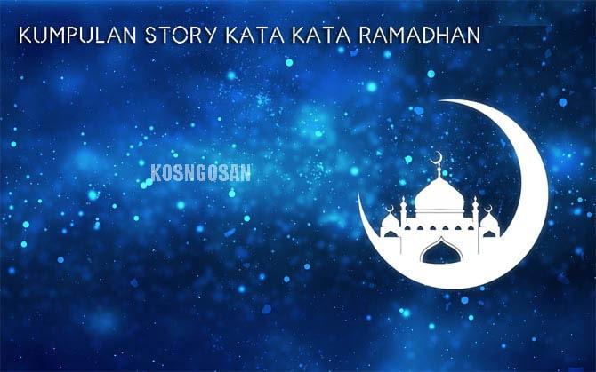 Kata Ucapan Ramadhan Terbaru untuk Status WA dan Gambar