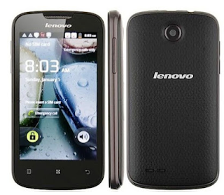 Cara Flash Lenovo A690 Via PC Mudah