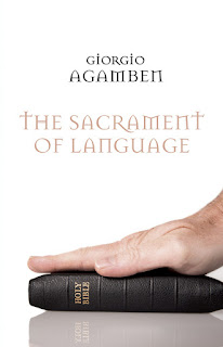 Giorgio Agamben - The sacrament of language