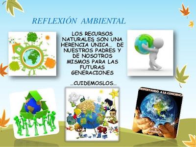 ¡ El futuro del planeta y la humanidad depende de nosotros !