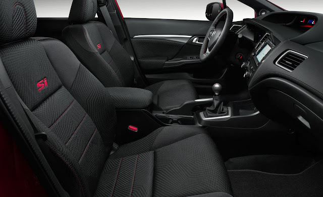 2013 Honda Civic Sedan Interior Design