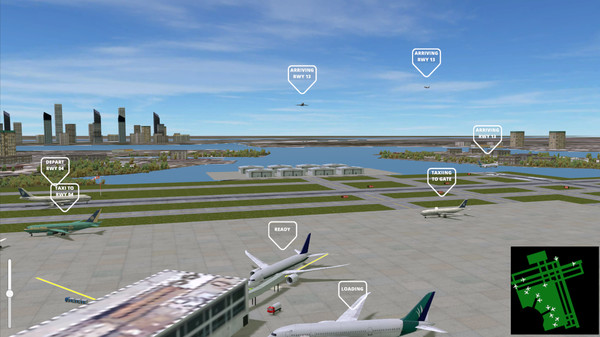 Airport Madness 3D PC GamePlay