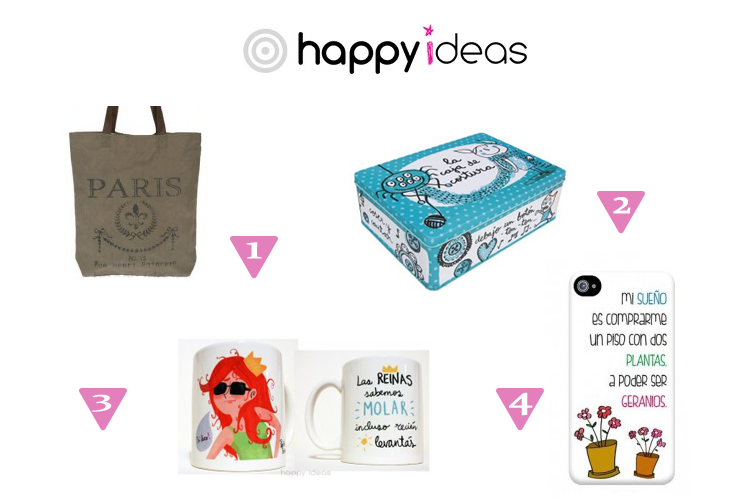 Happyideas regalo perfecto