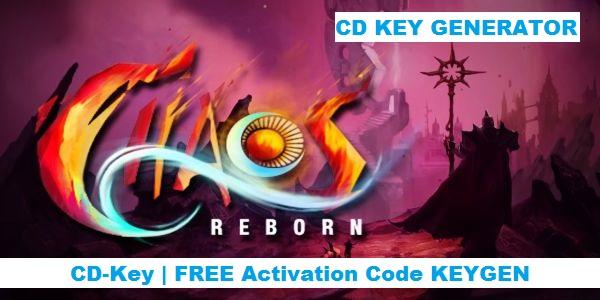 Chaos Reborn free steam code