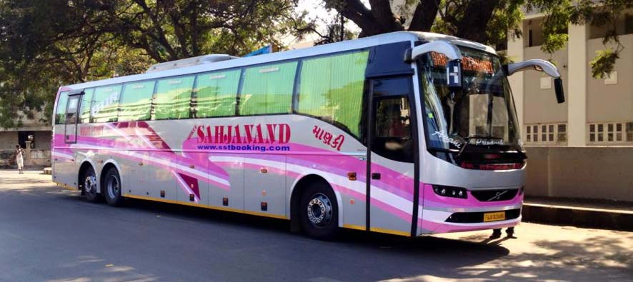 Shree sahjanand travels: Ahmedabad to Gandhidham to mundra to bhuj