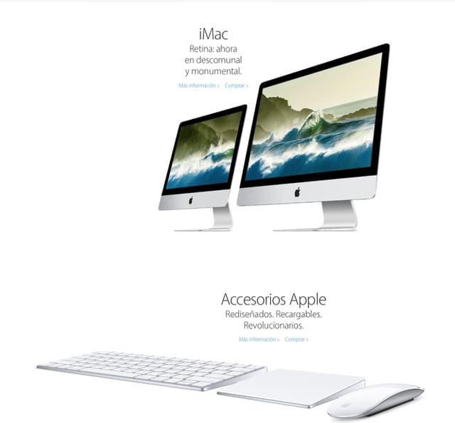 #205 Novedades iMac y Accesorios