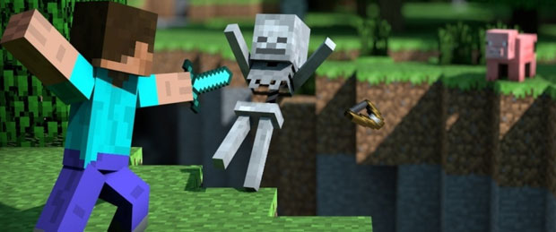 Minecraft Announced for PS3, PS4 and PS Vita