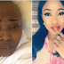 Ailing actress Halima Abubakar defends Tonto Dikeh after fans bash her for sharing her hospital photo