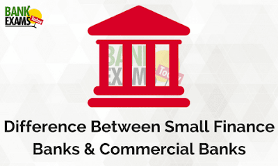 Small Finance Banks And Commercial Banks