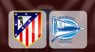 Ver Atletico Madrid vs Alavés En vivo 16 de Diciembre 2017 La Liga
