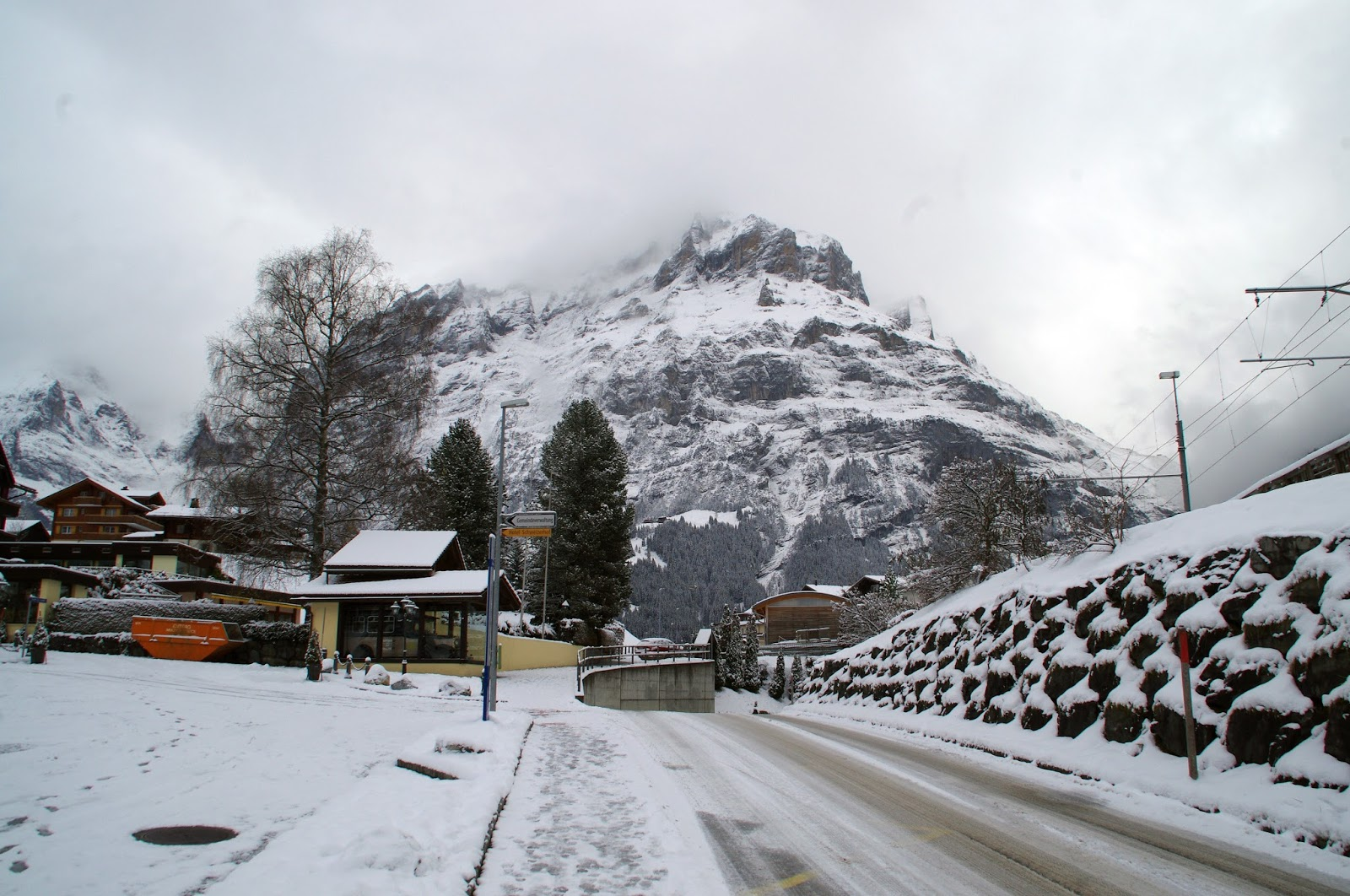 Grindelwald Snow Winter