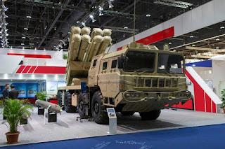 Peluncur Roket dan Radar