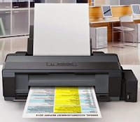 Epson L1300 Resetter Free Download