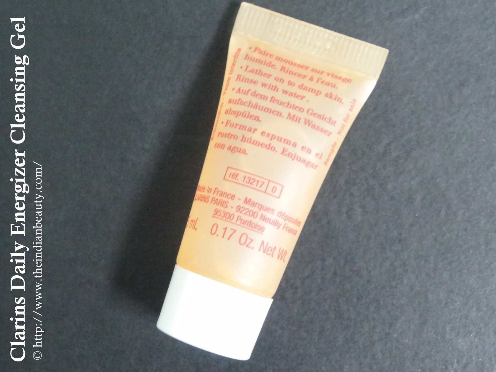 Daily Energizer Cleansing Gel by Clarins #11